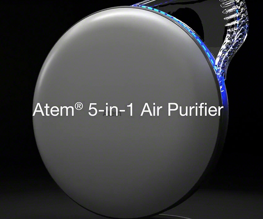Atem 5-in-1 Air Purifier video