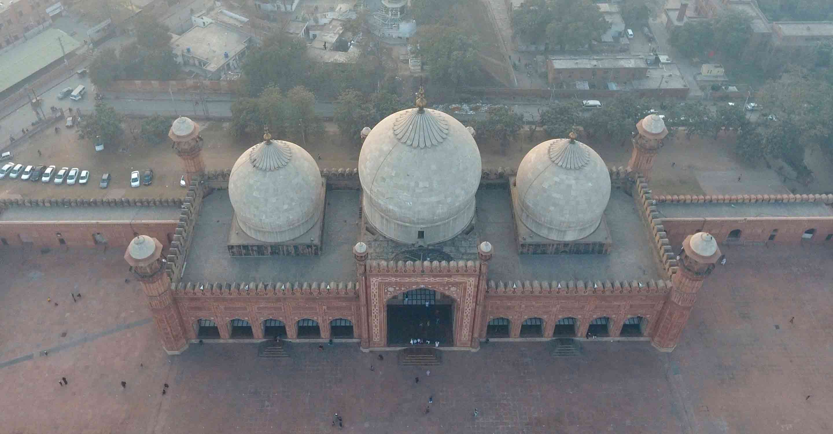 Revealing the Invisible: AirVisual in Pakistan