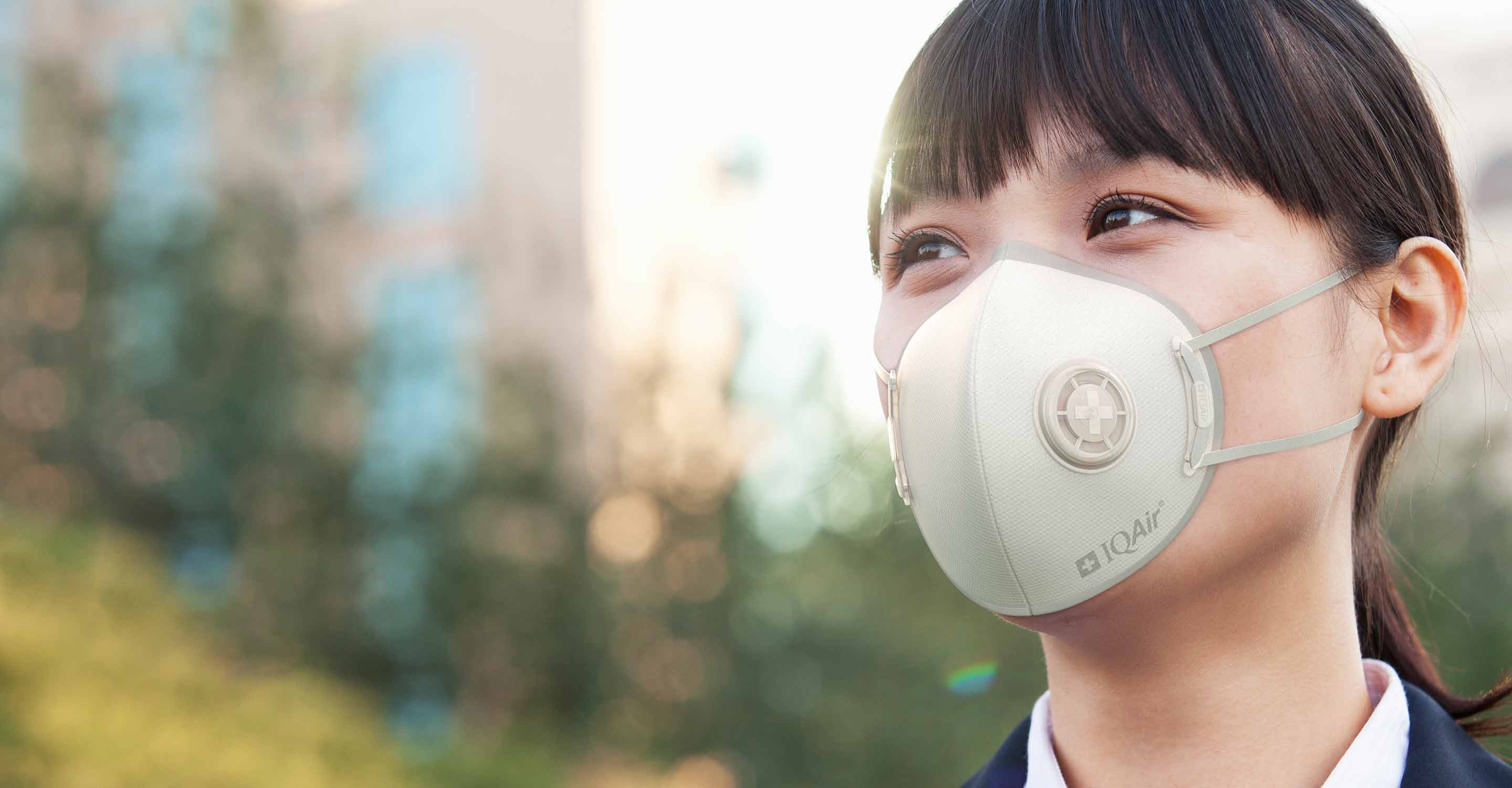 Swiss air quality expert IQAir launches medical-grade air pollution protection mask