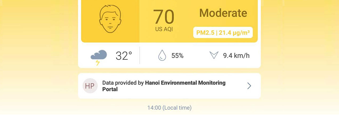 Concern in Vietnam at Hanoi topping AirVisual's ranking: How IQAir AirVisual major city ranking works