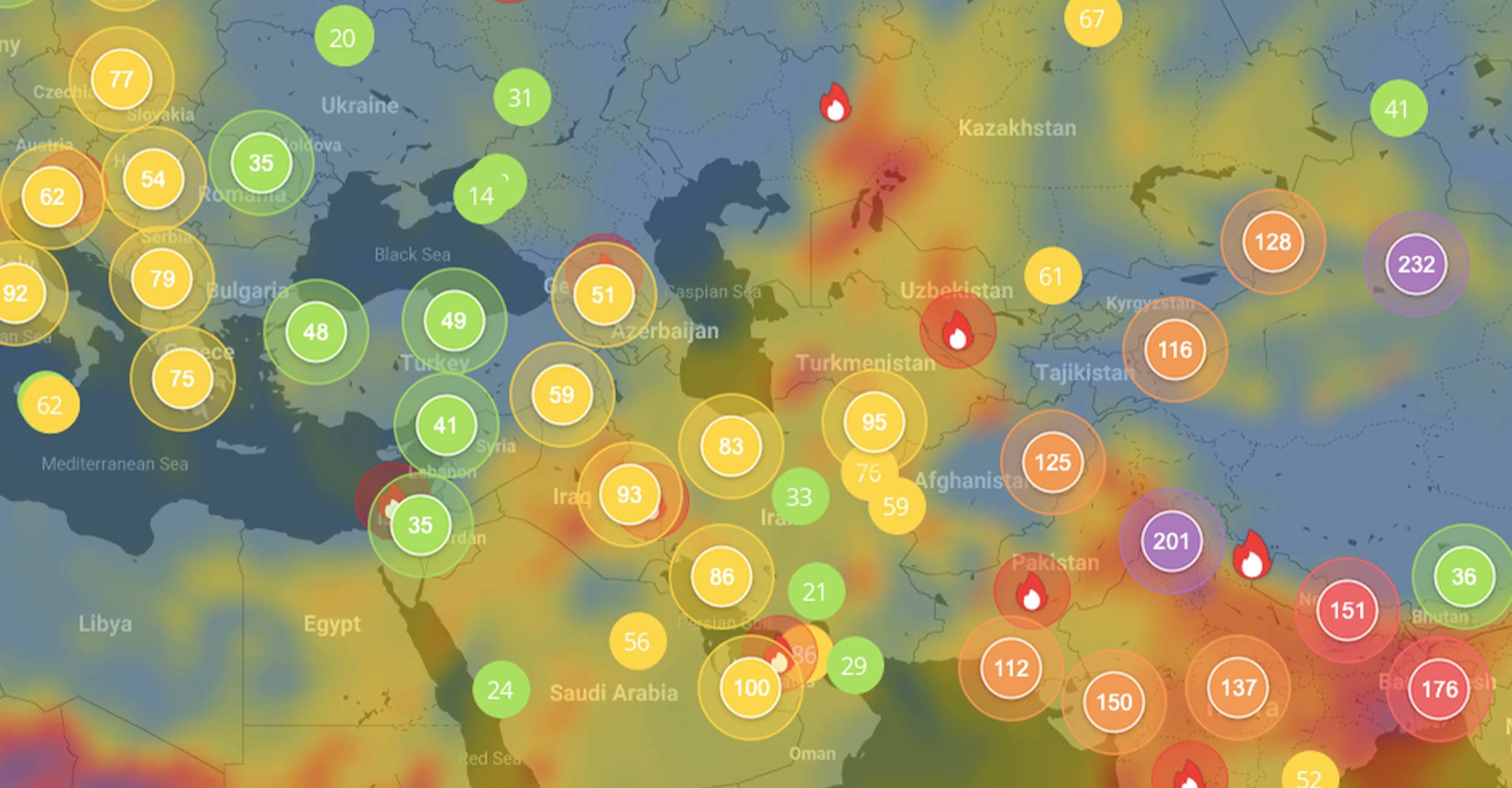 World's largest platform for air quality data launched at tenth World Urban Forum