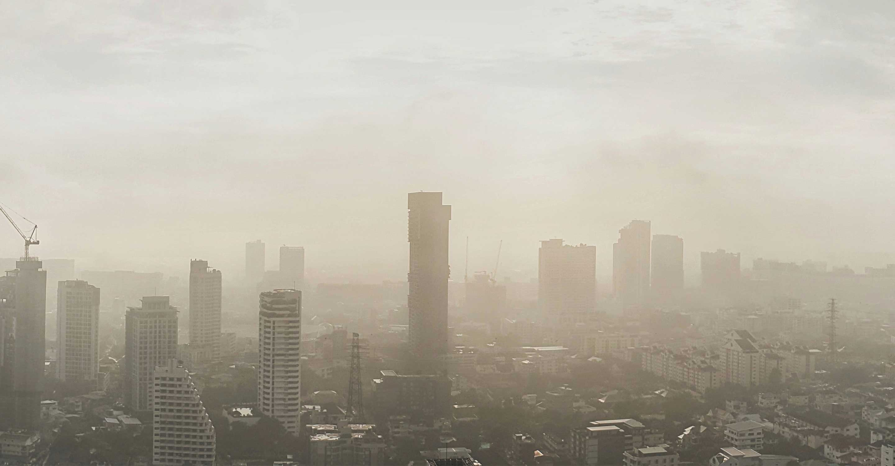 The cost of air pollution in 2020