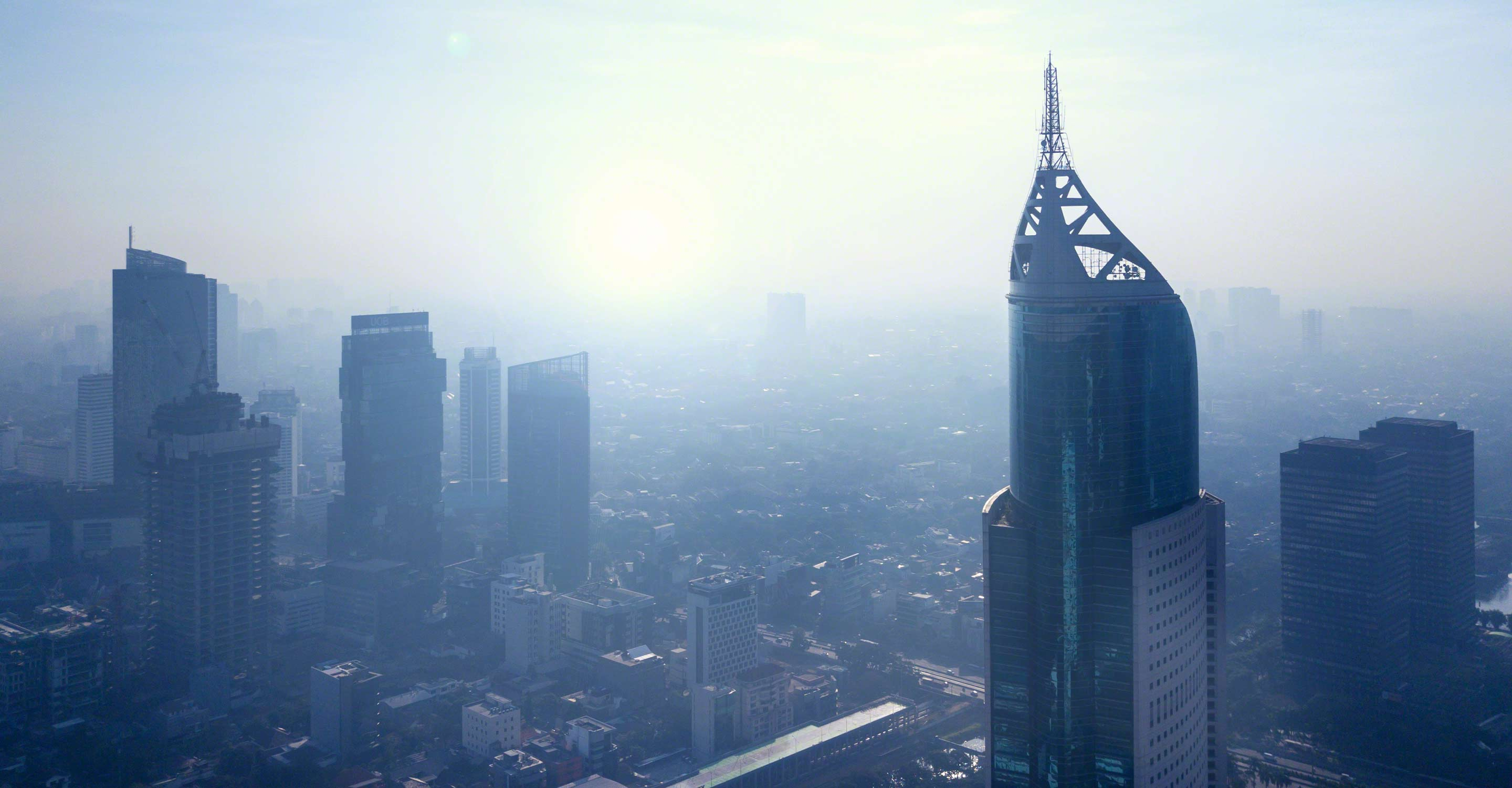 Indonesian court finds president negligent in air quality suit