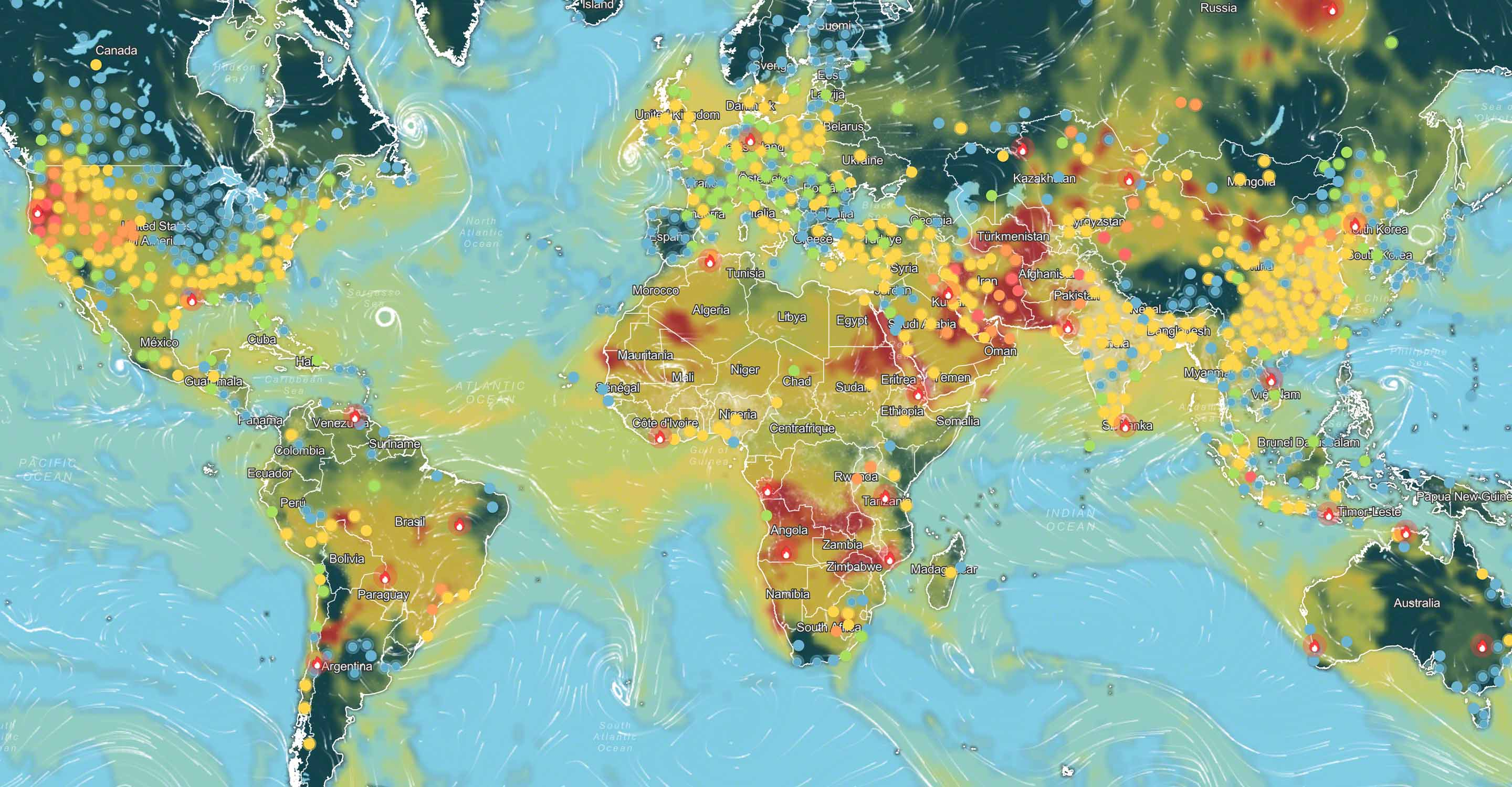 New real-time air pollution exposure calculator boosts quality of air quality monitoring