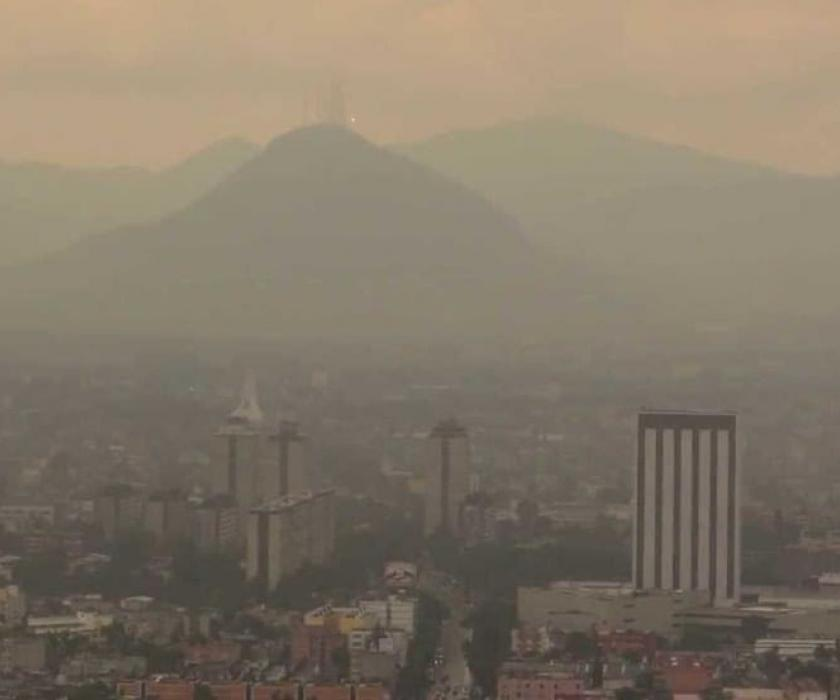 Pollution in Mexico