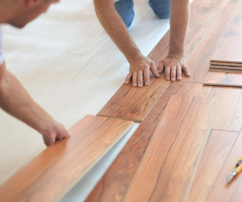 Your Laminate Floor Could Be Toxic Iqair