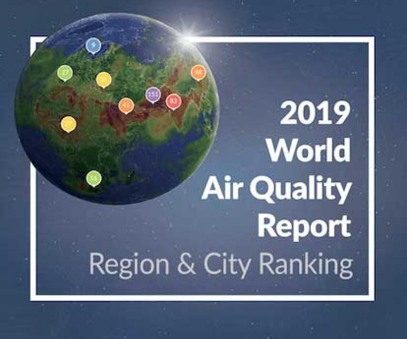 2019 World Air Quality Report