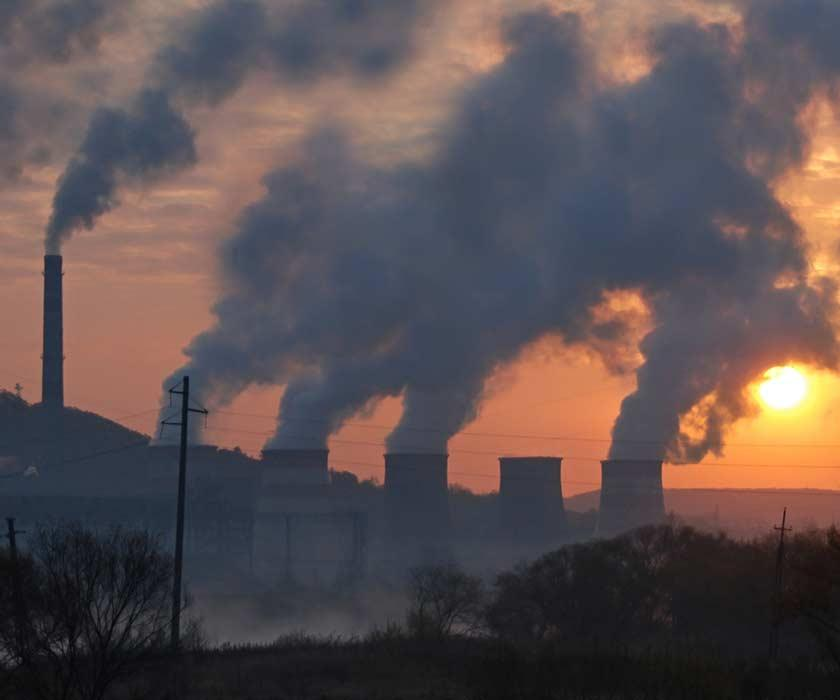 Are deaths by air pollution rising globally?
